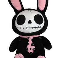 Furrybones Black Bun Bun Plush - Buy Online at Grindstore.com