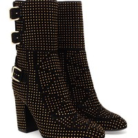 LAURENCE DACADE | Merli Studded Suede Boots | Browns fashion & designer clothes & clothing
