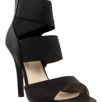 Got It Going On High Heel Sandals