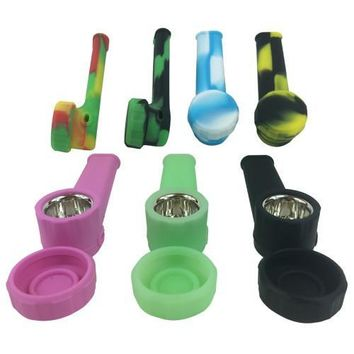 Silicone Smoking Pipes for herb