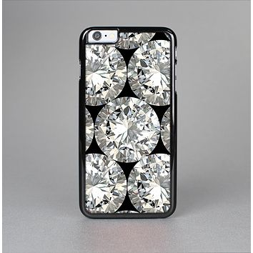 The Diamond Pattern Skin-Sert for the Apple iPhone 6 Plus Skin-Sert Case