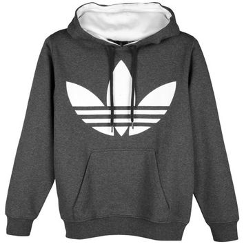 3517b0636318 adidas Originals Big Logo Pull Over Fleece Hoodie - Men s