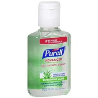 Purell Advanced Hand Sanitizer Aloe | Walgreens
