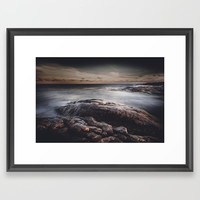 We are colliders Framed Art Print by HappyMelvin