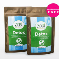 FREE Organic Detox Weight Loss Tea - 28 Day Supply