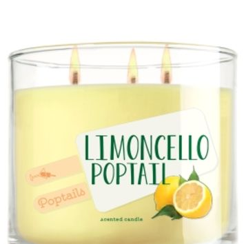 3-Wick Candle Limoncello