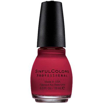 Sinful Colors Professional Nail Polish, GoGo Girl, 0.5 fl oz - Walmart.com