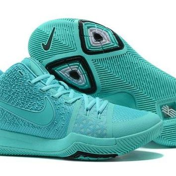 DCCK Nike Kyrie Irving 3 'Mint' Sport Shoes US7-12