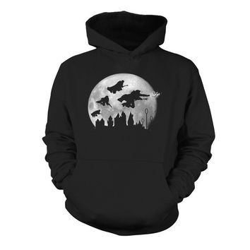 Harry Potter- HARRY POTTER FLY -Unisex Hoodie  - SSID2016