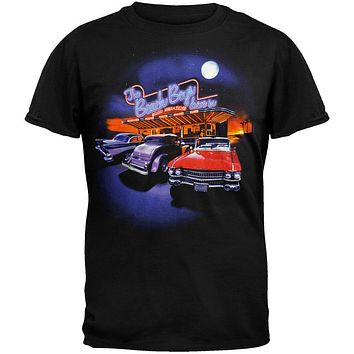 Beach Boys - Drive In 2010 Tour Soft T-Shirt