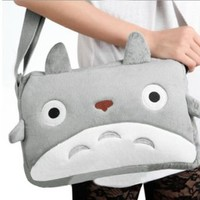 Qiyun TOTORO Cute Japan Anime Messenger Shoulder Bag cawaii purse version