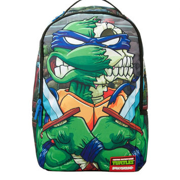 Sprayground TMNT Leo Skull Backpack