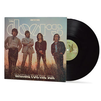"THE DOORS - ""Waiting For The Sun"" vinyl record"