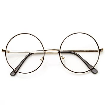 Costume Young Wizard Movie Novelty Clear Lens Glasses 9222