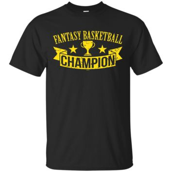 Fantasy Basketball Champion T-Shirt Hoodie