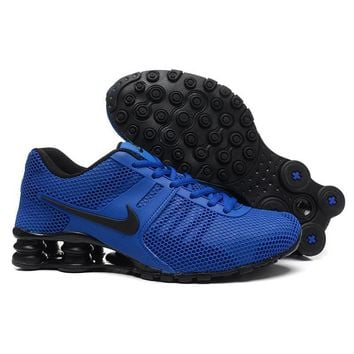Nike Shox Current Woman Men Fashion Breathable Sneakers Sport Shoes-1