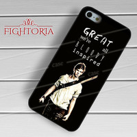 Newt The Maze Runner Movie quotes -EnLs for iPhone 4/4S/5/5S/5C/6/6+,samsung S3/S4/S5/S6 Regular/S6 Edge,samsung note 3/4