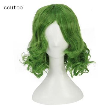 "16"" Synthetic Joker Cosplay Wigs"