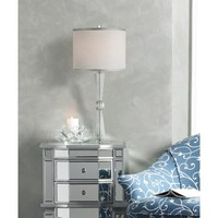 Linley Collection Element Crystal Table Lamp - #Y4760 | LampsPlus.com