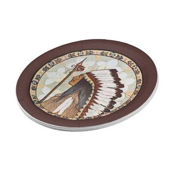 Chieftain Paper Plate