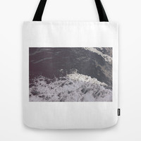 Ocean Tote Bag by Lucy Helena | Society6