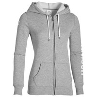 Under Armour Favorite Fleece Full Zip Hoodie - Women's at Foot Locker