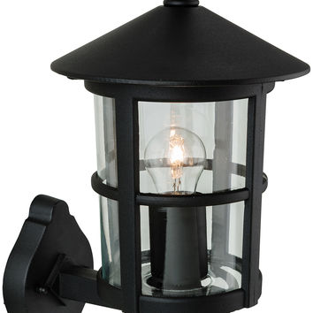 Firstlight 2355BK Stratford IP44 Outdoor Uplight