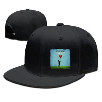 MercyMe The Generous Mr. Lovewell Breathable Unisex Adult Womens Baseball Cap Mens Baseball Hats