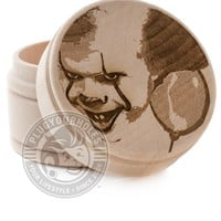 Pennywise Balloon - Engraved Plug Box