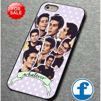 Dylan O'brien Collage (4)  for iphone, ipod, samsung galaxy, HTC and Nexus PHONE CASE