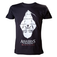 Assassin's Creed® IV Black Flag™ - Pirate Ship Official T-Shirt
