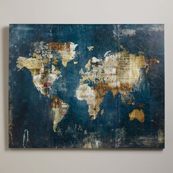 """Away We Go"" by Zoey Riley - World Market"