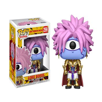 Funko One Punch Man Lord Boros POP! Vinyl Figure