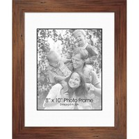 Pro Tour Memorabilia Single Image Frame - Wood