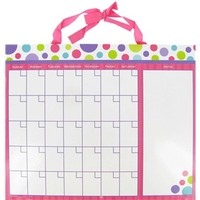 Fun Dots & Stripes Memo and Calendar Board | Shop Hobby Lobby