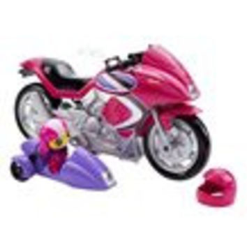 Barbie Spy Squad Secret Agent Motorcycle Vehicle