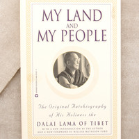 My Land and My People, by the Dalai Lama of Tibet