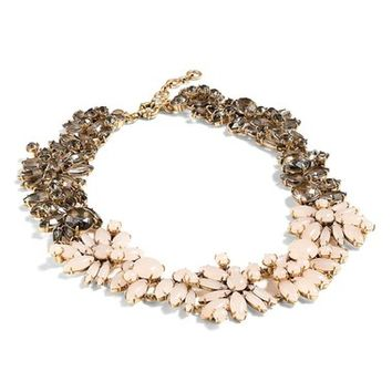 J.Crew Two Tone Floral Necklace | Nordstrom