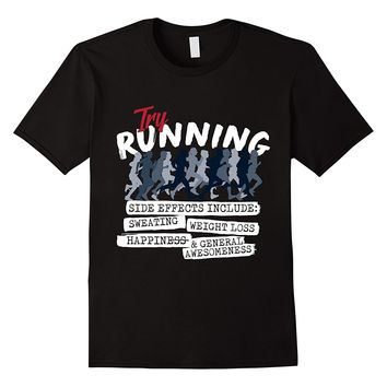 Try Running T-Shirt