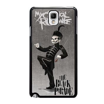 my chemical romance black parade samsung galaxy note 3 case cover  number 1