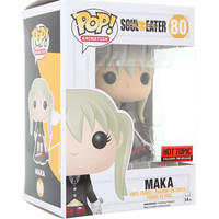 Funko Soul Eater Pop! Maka Vinyl Figure Hot Topic Exclusive Pre-Release