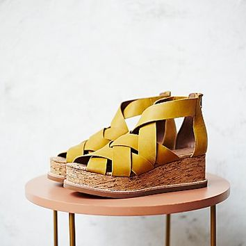 jeffrey campbell + free people Womens Endless Daylight Wedge