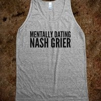 MENTALLY DATING NASH GRIER TANK TOP (IDB910351)