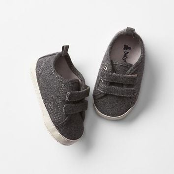 Gap Flannel Sneakers