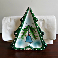 Christmas Tree Napkin Holder - Holt Howard - Season's Greetings, Holiday Decor, Christmas Decoration