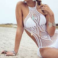CROCHET MONOKINI ➳ COLOUR SELECTION