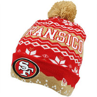 NFL Beanies hats San Francisco 49ers New Era Winter knitted cap