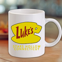 Gilmore Girls inspired Luke's Diner Mug/Cup