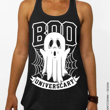 BOO Universcary – Flowy Tank Top