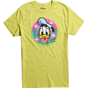 Disney Donald Duck Airbrush Art T-Shirt